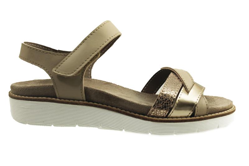 Chaussure Orthopédique nu-pied femme nu pied AO1006557- - Voir en grand