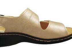 chaussure pour semelle orthopédique femme nu-pied AQ1019588-2 - Voir en grand