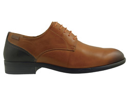 Chaussure homme à semelle amovible ville AOM7J4187 - Voir en grand