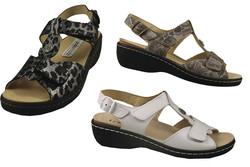 chaussure et semelle orthopédique femme NU PIED AQ1008914-