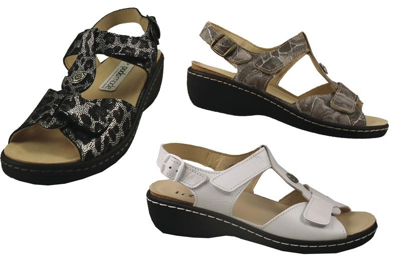 chaussure et semelle orthopédique femme NU PIED AQ1008914- - Voir en grand