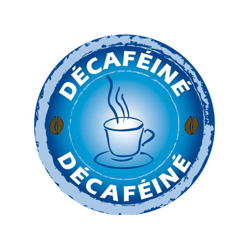 Café DECAFEINE Pur Arabica La Brûlerie du Sénat Chambéry - Voir en grand