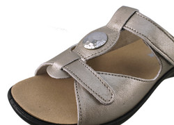 chaussure pour semelle orthopédique femme mule AQIBIZA107-5