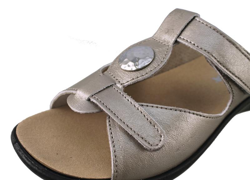 chaussure pour semelle orthopédique femme mule AQIBIZA107-5 - Voir en grand