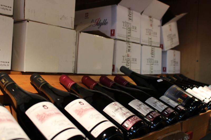 Vins sélectionnés directement chez les producteurs de Savoie - Voir en grand