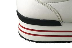 chaussure pour semelle orthopédique femme lacet AQD1305-4 - Voir en grand