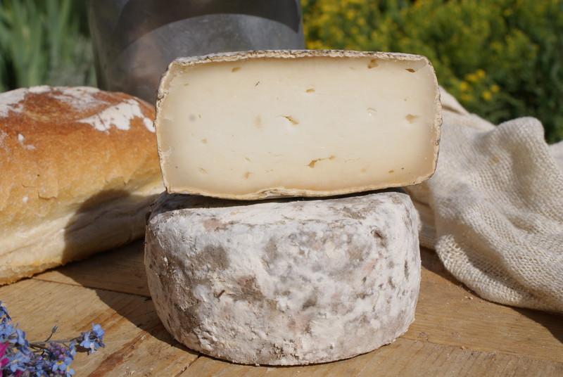 Fromage de Savoie Tomette de Chèvre - Voir en grand