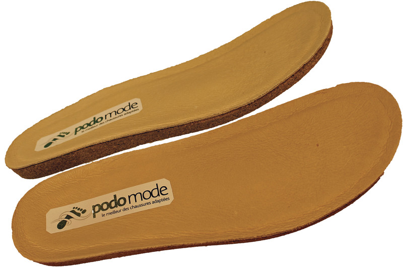 chaussure et semelle orthopédique femme NU PIED AQ1008914-9 - Voir en grand