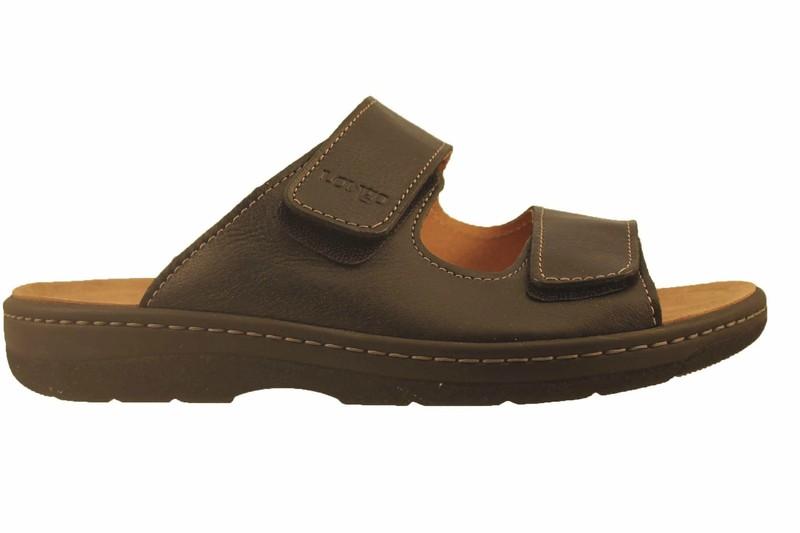 Chaussure pour semelle orthopédique homme mule AQ1006509 - Chaussure Orthopédique SABOTS & MULES - PODOMODE - Voir en grand