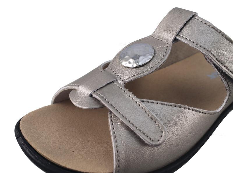chaussure pour semelle orthopédique femme mule AQIBIZA107-6 - Voir en grand