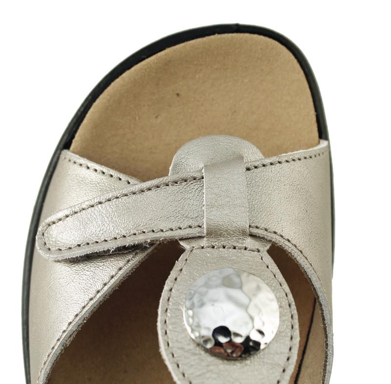 chaussure pour semelle orthopédique femme mule AQIBIZA107-8 - Voir en grand