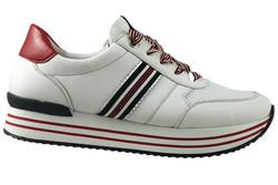 chaussure pour semelle orthopédique femme lacet AQD1305- - Voir en grand