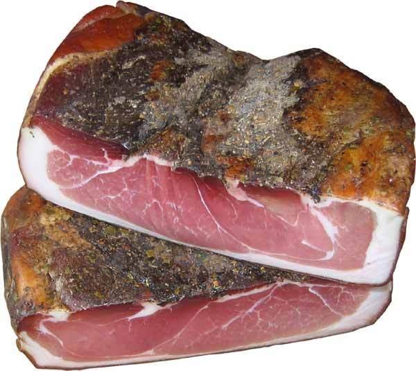 Charcuteries de Savoie,saucissons,jambons - Charcuteries de nos montagnes - Les pieds sous la table - Voir en grand