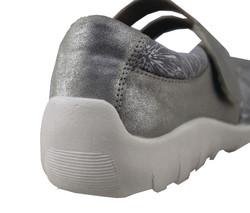 Chaussure pour semelle orthopédique femme ballerine AQR3510-7