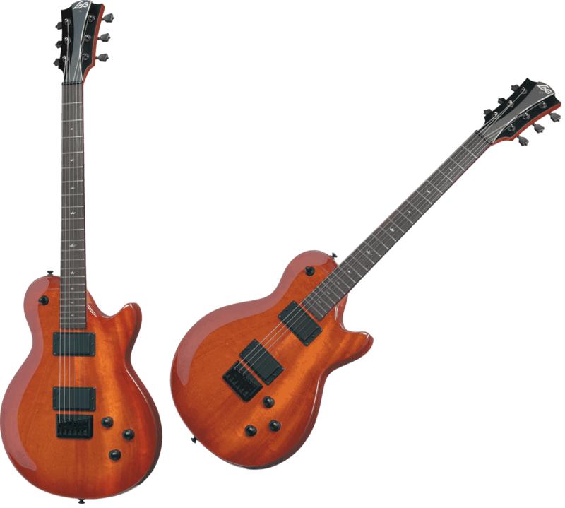 Guitare électrique I100-HOS. - Voir en grand
