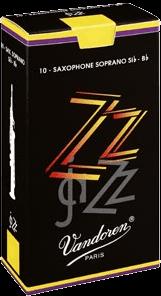 Anches Saxophone Soprano Vandoren ZZ - Voir en grand