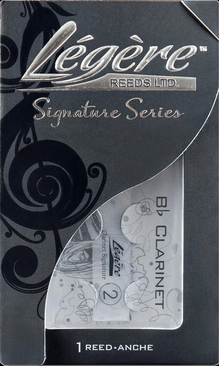 Anche Clarinette Sib Légère Signature - Voir en grand