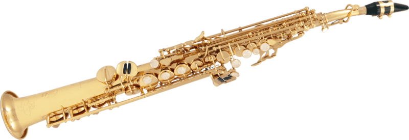 Sax Soprano S620-II - Voir en grand