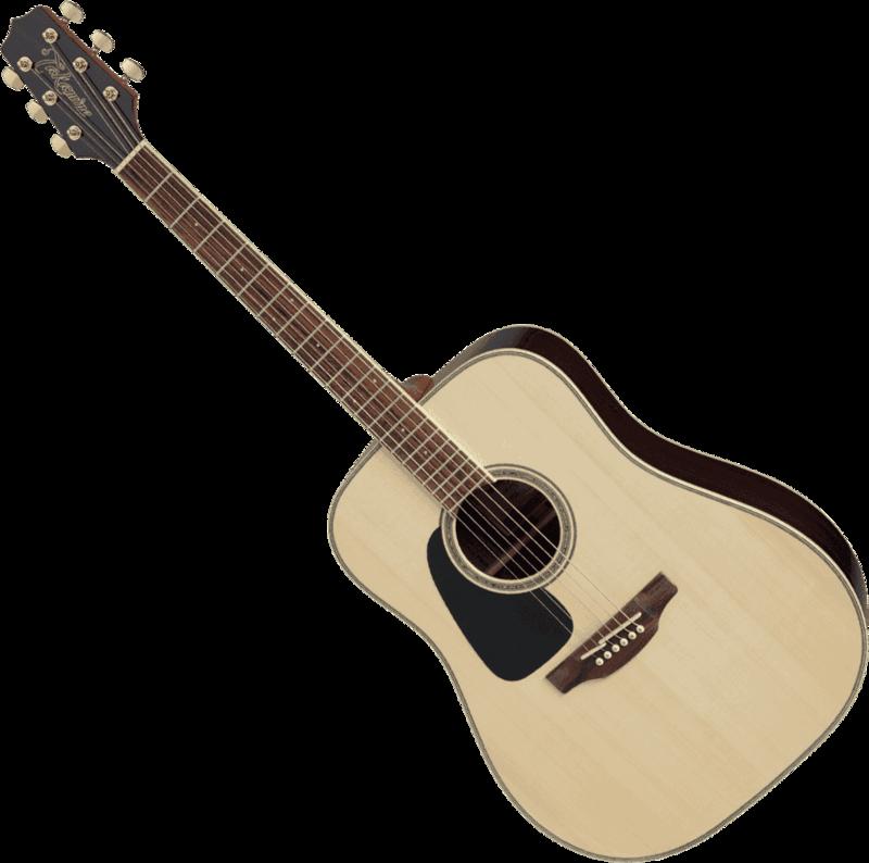 Guitare folk Takamine GD51LH NAT  GAUCHER - Voir en grand