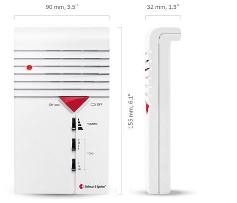 Amplificateur de téléphone BELLMAN BE1010 - AMPLIFICATEURS DE TELEPHONE - CEVENNES AUDITION - Voir en grand