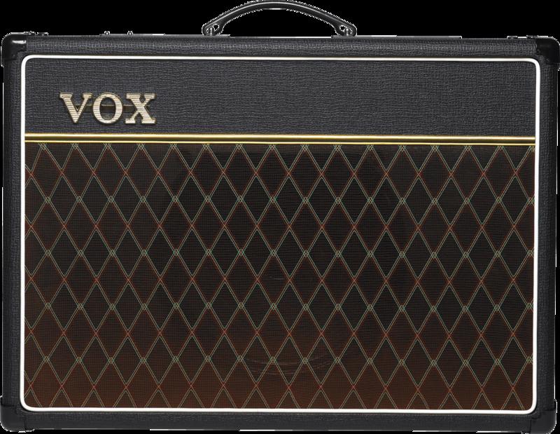 Ampli Vox AC15C1 - Voir en grand