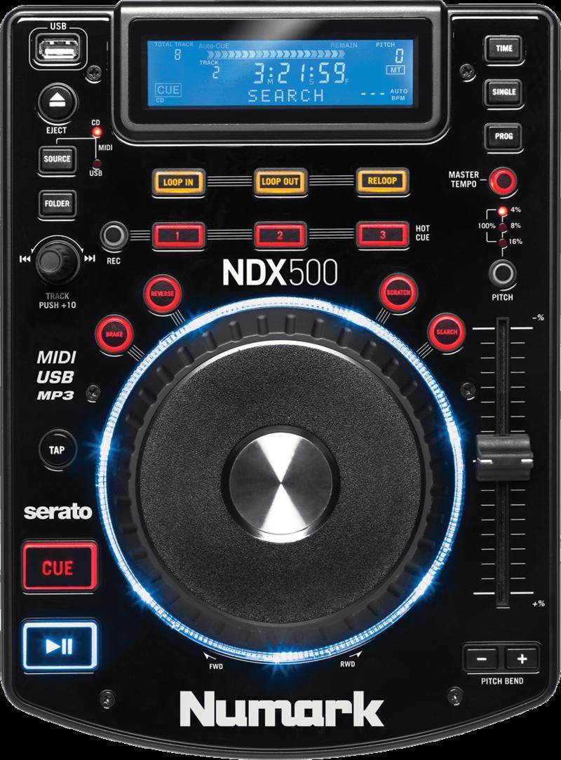 Platine CD Série NDX NDX500-2 - Voir en grand