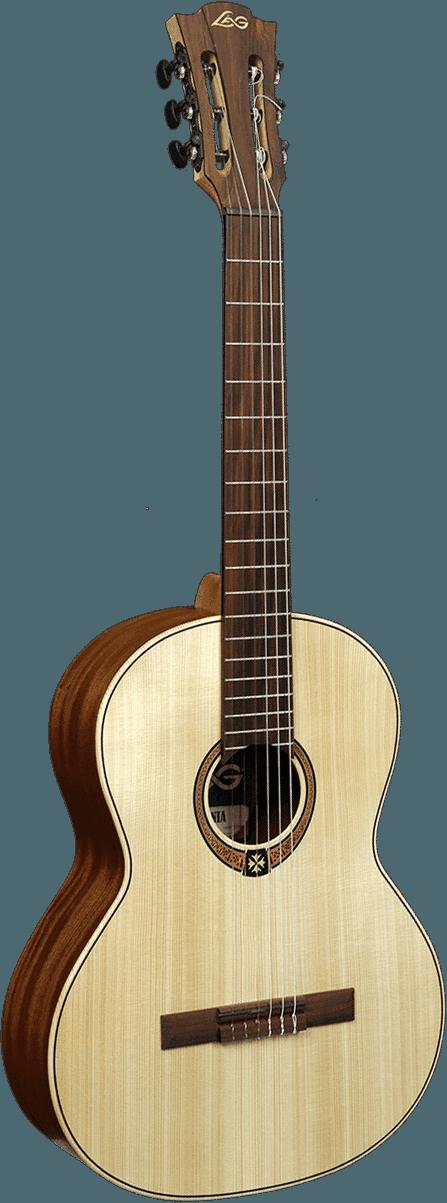 Guitare classique OCL70 GAUCHER - Voir en grand
