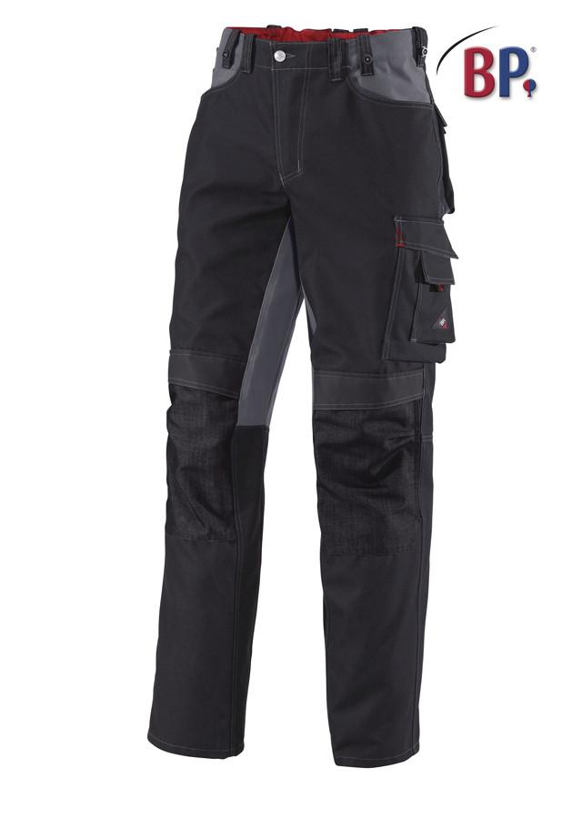 Pantalon de travail BPerformance avec genouillères - Voir en grand