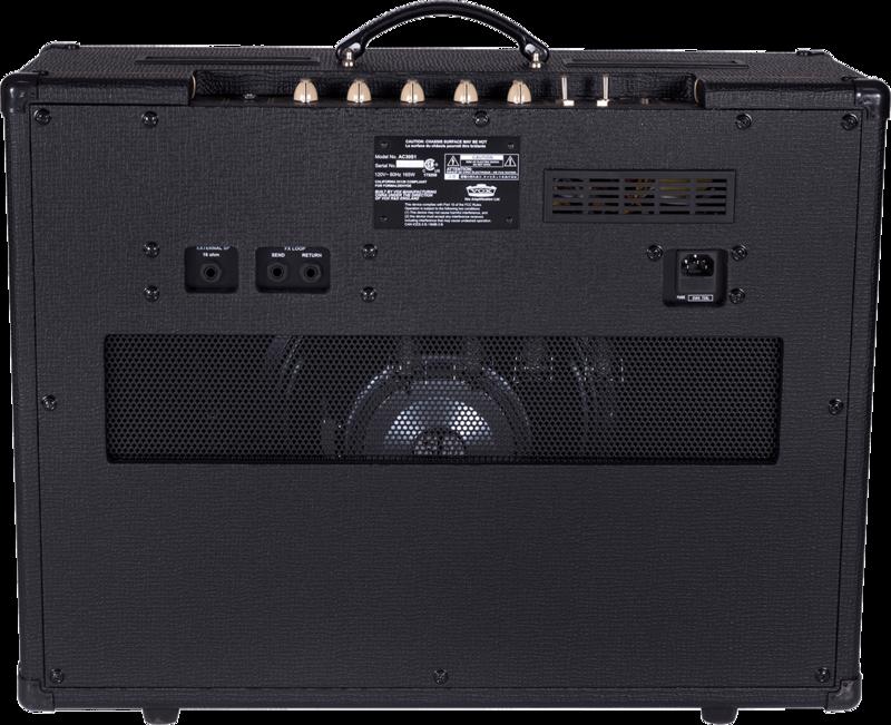 Ampli Vox AC30S1-3 - Voir en grand