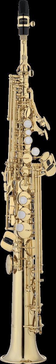 Sax Jupiter Soprano Série 1000 JSS1000Q - Voir en grand