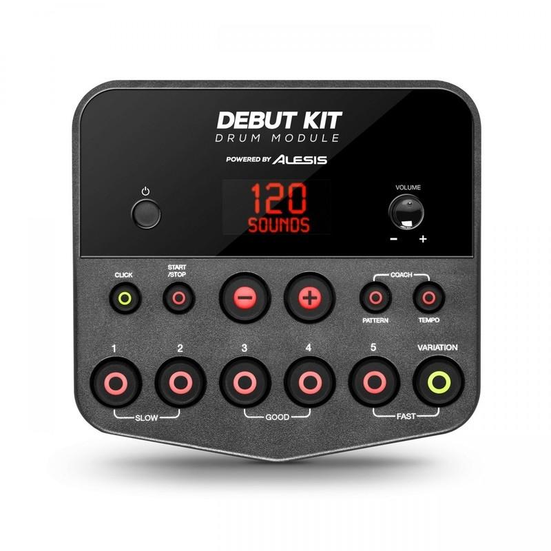 Batterie Alesis DEBUTKIT-4 - Voir en grand