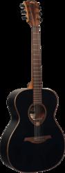 Guitare folk Lâg T118A-BLK - Voir en grand