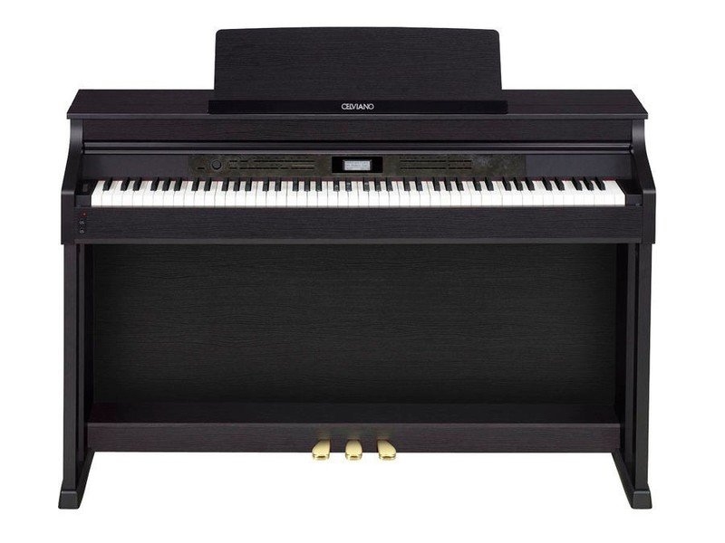 Piano numérique Casio AP-650-4 - Voir en grand