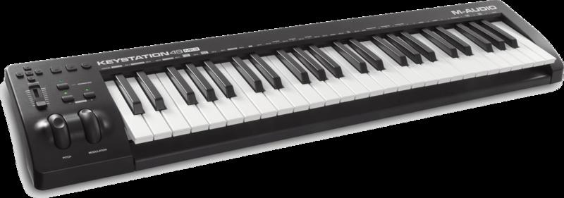 Clavier maître M-AUDIO KEYSTATION49MK3-2 - Voir en grand