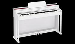 Piano numérique Casio AP-470 blanc - Voir en grand