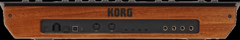 Synthétiseur Korg MINILOGUE-XD-5 - Voir en grand