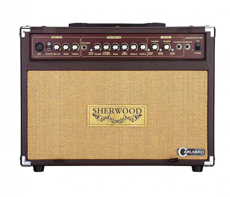 Ampli acoustique SHERWOOD30 - Voir en grand