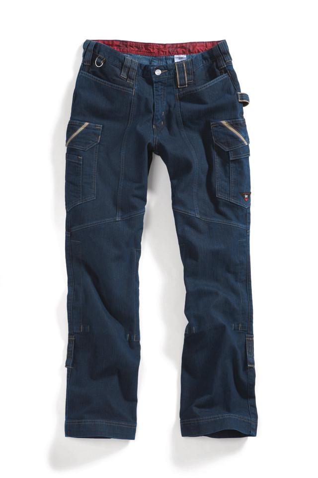 Pantalon Worker De Travail Denim Bp f6b7yg