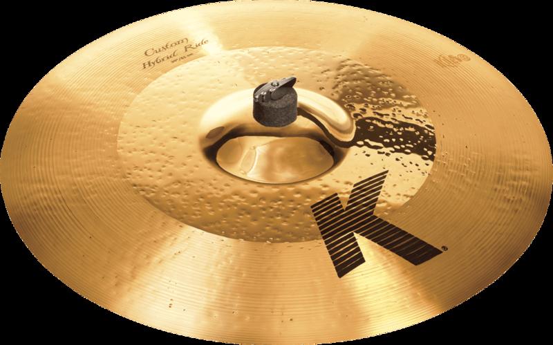 Pack Cymbales K Custom K1250-I7-4 - Voir en grand