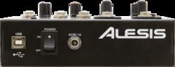 Tables de mixage Alesis MM4USB-4 - Voir en grand
