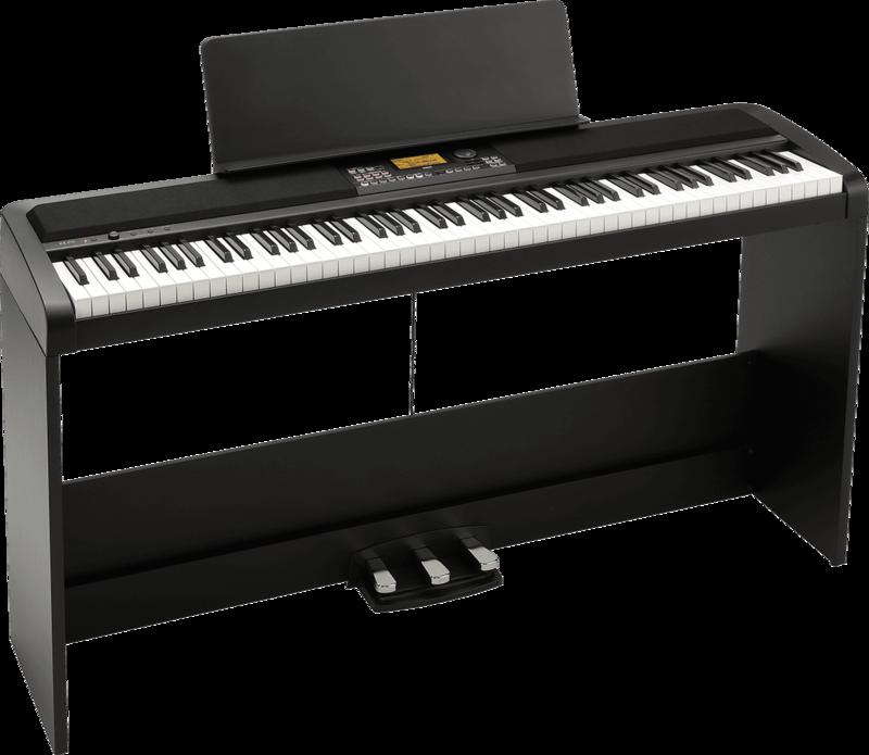 Piano numérique Korg XE20-SP - Voir en grand