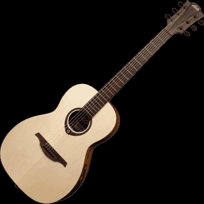 Guitare folk Lâg T270PE - Voir en grand