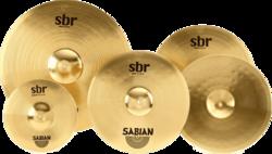 Pack Cymbales SBR SBR5003G - Voir en grand