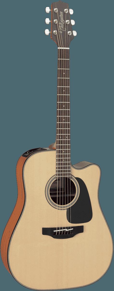 Guitare folk Takamine GD10CENS - Voir en grand