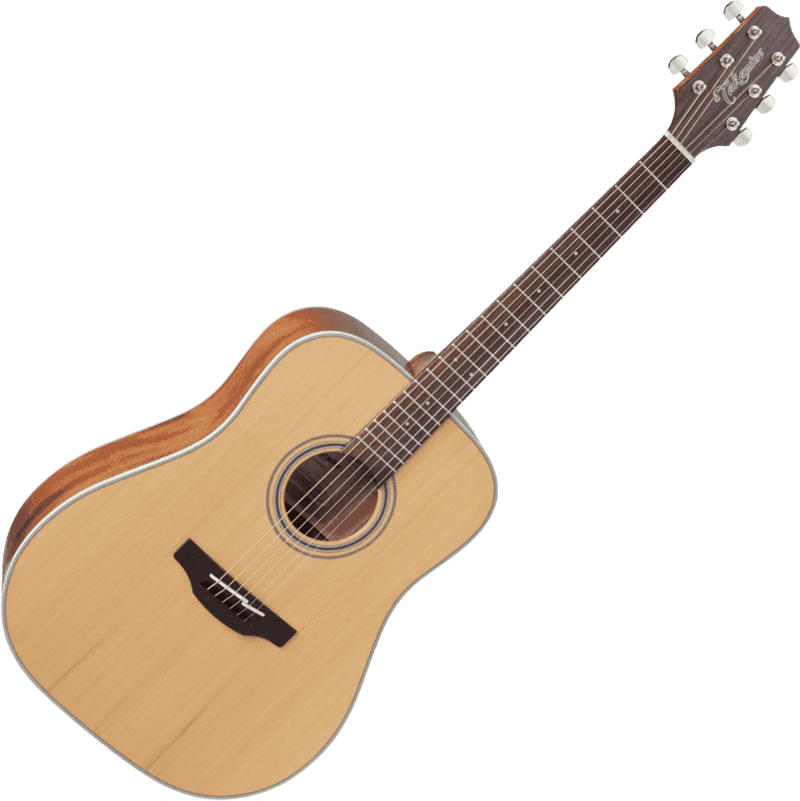 Guitare folk Lâg GD20NS - Voir en grand