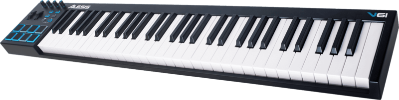 Clavier maître Alesis V61 - Voir en grand