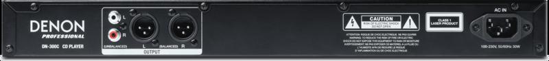 Platine CD DN300CMKII-2 - Voir en grand