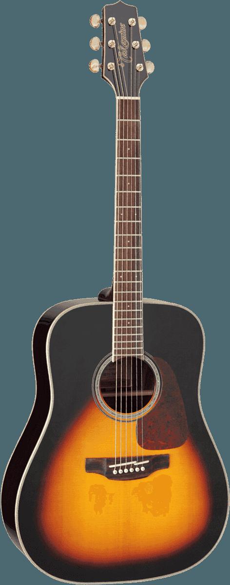 Guitare folk Takamine GD71BSB - Voir en grand