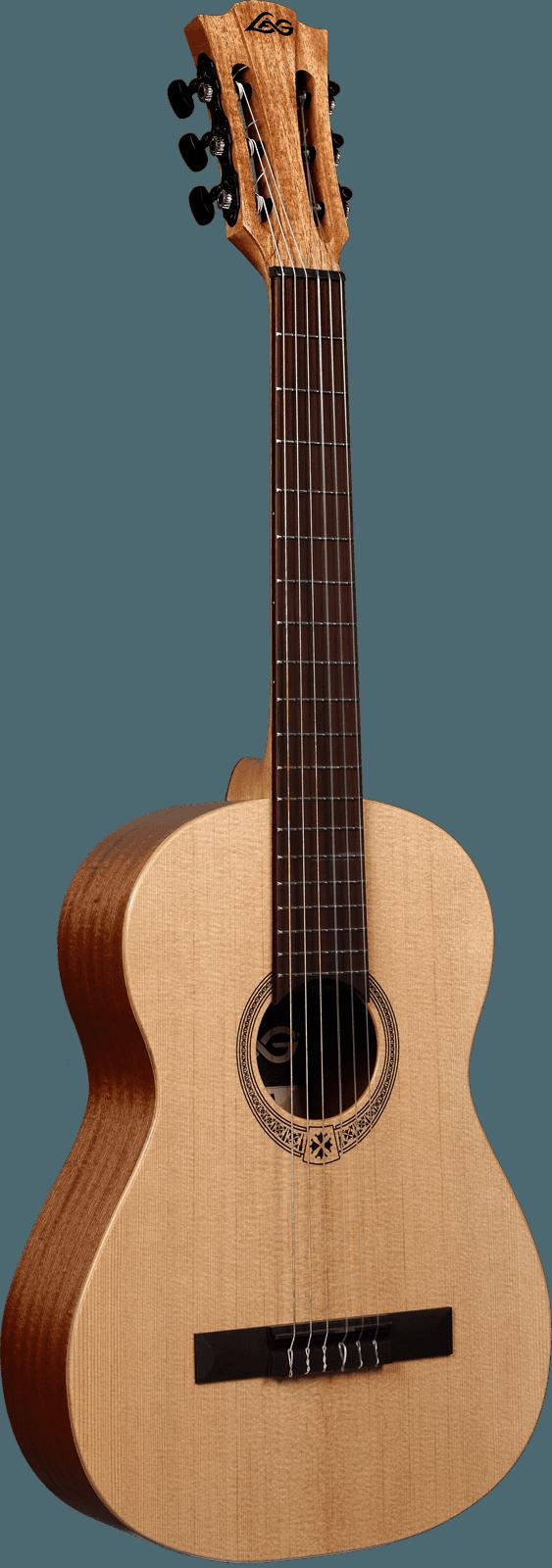 Guitare classique GSM OC7-3 ¾.png - Voir en grand