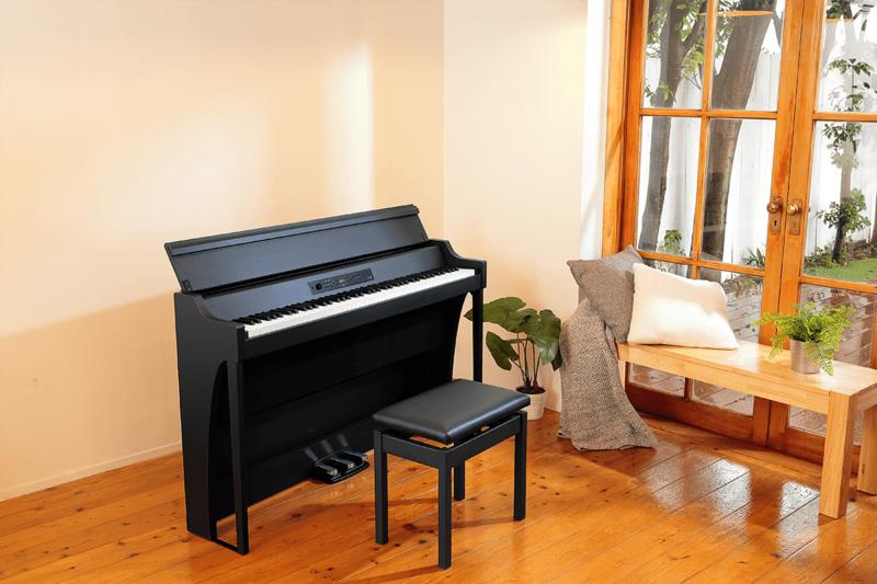 Piano Numérique Korg KOP G1-AIR-BK-5 - Voir en grand